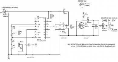 Boost Converter İSİS